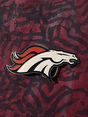DENVER BRONCOS BELT BUCKLE NFL BUCKLES NEW Denver Broncos Belt Buckle