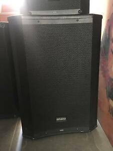 Almost New Mint Condition Speakers and Subwoofer