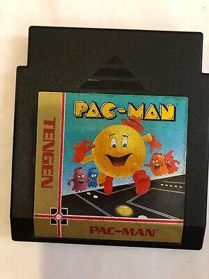 Pac-Man Tengen (Nintendo Entertainment System, 1990) NES !!