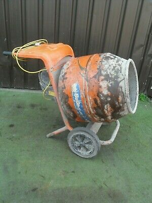 Belle Minimix 150  Cement mixer, Electric 240v refgg
