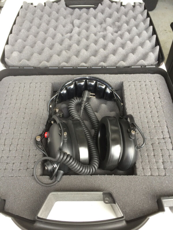 Otto ClearTRAK V4-10390 Heavy Duty Noise Canceling Headset with Boom Microphone