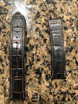 Authentic VERSACE WATCH STRAP, 20mm.