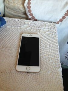 iPhone 6s Gold 64gb Campbelltown Campbelltown Area Preview