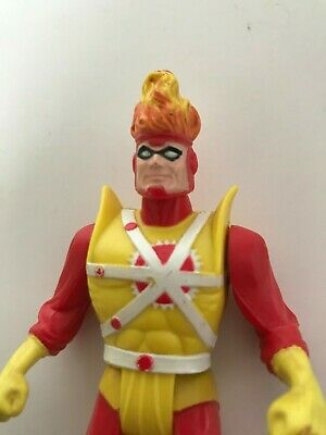 FIRESTORM DC SUPER POWERS JUSTICE LEAGUE JLA ACTION FIGURE KENNER 1985