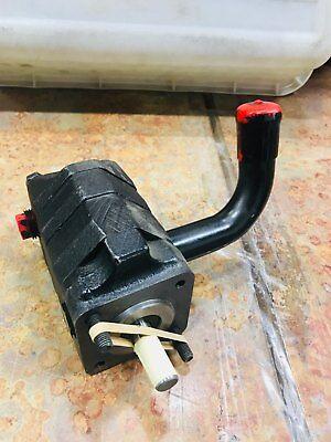 Hydraulic Gear Pump 2-stage 11gpm Br002001m
