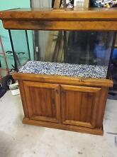 Fish tank and stand Medowie Port Stephens Area Preview
