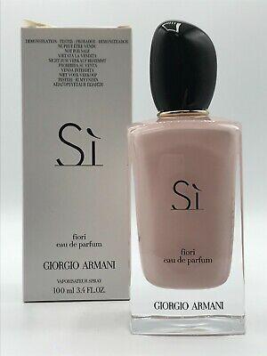 SI FIORI by GIORGIO ARMANI WOMEN PARFUM EDP SPRAY 3.4 OZ PACKAGING AS SHOWN
