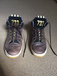 D Rose Black History Month Edition Shoes