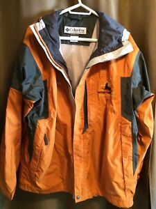 Columbia jacket shell, men's XL