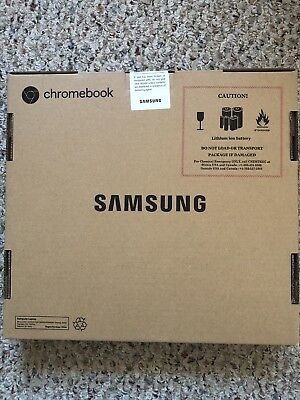 New Samsung Chromebook XE500C13-K04US 11.6'' N3060 4GB 16GB