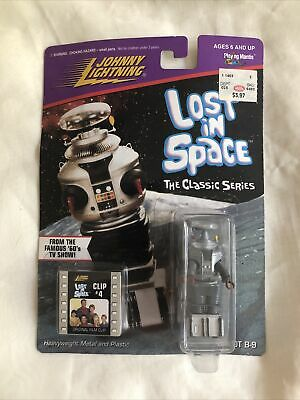 1998 Johnny lightning lost in space classic series robot B – 9 diecast