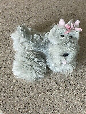 1993 Barbie puppy Ruff with barking sounds when petted, batteries included