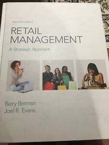 Retail Management 11th edition