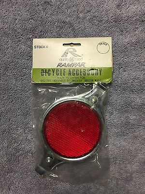 T RAY FENDER MOUNT LIGHT VINTAGE NOS MAKE-A-LITE BICYCLE REAR GENERATOR SAF