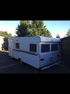 Caravan with full Annex Mount Pleasant Ballarat City Preview