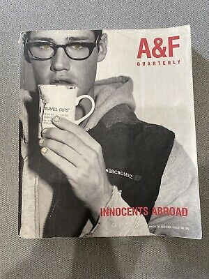 Abercrombie & Fitch Quarterly Innocents Abroad Back To School Issue 99