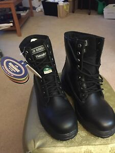 Men's CSA workboots.