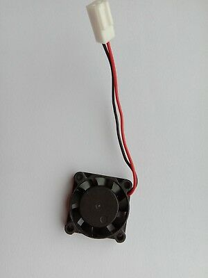 1 pcs Brushless DC Cooling 9 Blade Fan 2507S 5V 25x25x7mm 2 Wires 2510 Type
