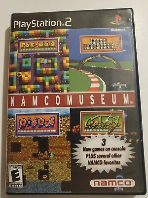 Namco Museum (Playstation 2, PS2) Greatest Hits - USED - Good Condition comprar usado  Enviando para Brazil
