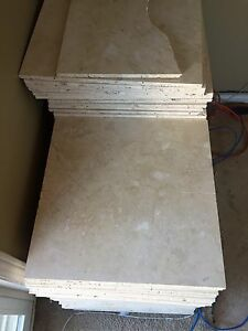 18x18 travertine tile