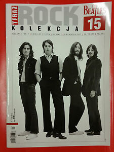 THE BEATLES - TERAZ ROCK POLISH SPECIAL MAGAZINE magazin mag - <span itemprop=availableAtOrFrom>Gdynia, Polska</span> - THE BEATLES - TERAZ ROCK POLISH SPECIAL MAGAZINE magazin mag - Gdynia, Polska
