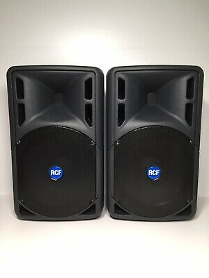 "RCF ART 315 Passive PA Speakers (Pair) - 15"" Driver 350W 127dB"