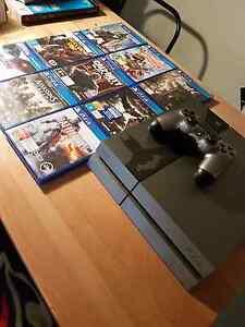 Limited edition 1TB PS4 bundle 9 games Endeavour Hills Casey Area Preview