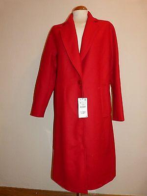 abrigo mujer zara talla M