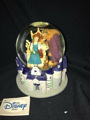 Walt Disney Classic Water globe Beauty and the Beast Musical