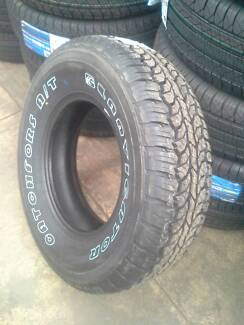 cheap all terrain 4WD tyre melbourne hilux , ford ranger and more Dandenong South Greater Dandenong Preview