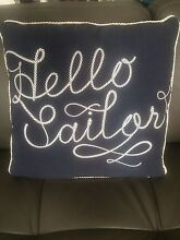 Hello Sailor Cushion Cover Rockdale Rockdale Area Preview