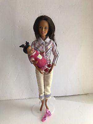 AA Mattel Barbie Happy Family Neighborhood Toddler Nkki