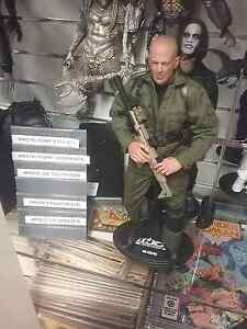 Mms206 joe colton $200 hot toys with box and shipper Shailer Park Logan Area Preview