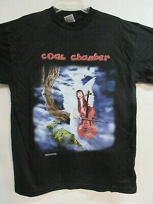 NEW - COAL CHAMBER 1999 TOUR DATES BLUE GRAPE BAND CONCERT M