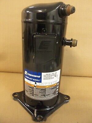 New Copeland Zr61k3-tfd-260 460v 3 Phase 62000 Btu Scroll Compressor Ak