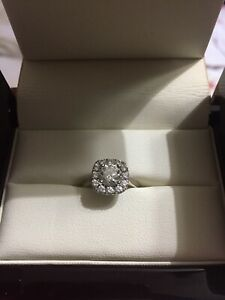 1ct. Diamond Engagement Ring
