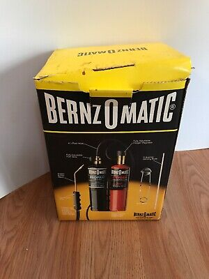 Mag-torch Brazing Cutting Welding Torch Kit Oxygen Map Pro-set New Free Ship