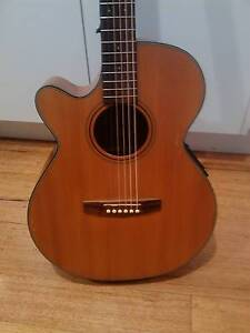 Left Handed Steel String Guitar Frankston South Frankston Area Preview