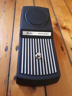 Fender phaser pedal