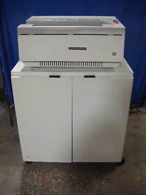 Oztec 800i Heavy Duty Commercial Paper Shredder 43 Sheet V2274180
