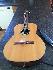 Silver tone youth guitar