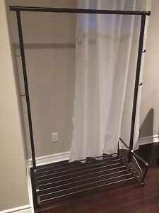IKEA Portis clothing rack - EXCELLENT condition! Oakville / Halton Region Toronto (GTA) image 2
