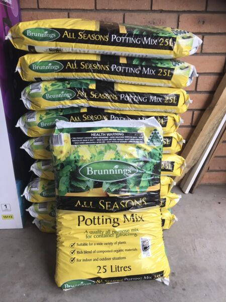 Brunnings Potting Mix Plants Gumtree Australia Brimbank Area Keilor 1262408862