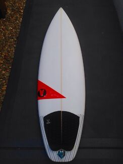 Brand new Vibe (Chilli - 'Peri Peri') surfboard  Nelson Bay Port Stephens Area Preview