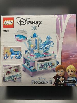 LEGO Disney Frozen 2 Elsa's Jewelry Box Creation Disney NIP Movable Unique