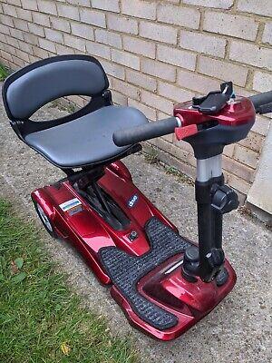 Drive Automatic 3 wheeled folding scooter