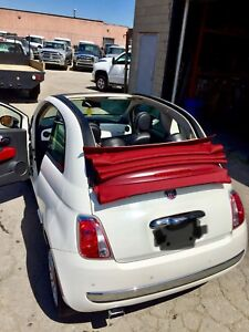 2012 fiat 500 cabriolet limited