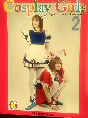 "Cosplay Girls Japanese Live Animation Heroines 2  ""Anime"""