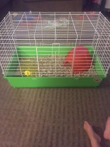 Bunny or guinea pig cage