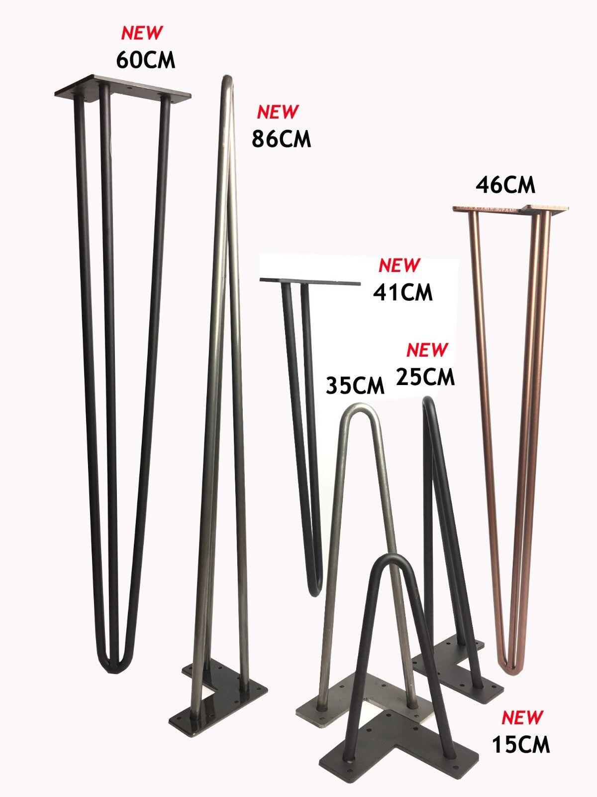 Forcina gambe del tavolo (PREZZO PER ) MISURA 10.2cm-86.4cm a scelta